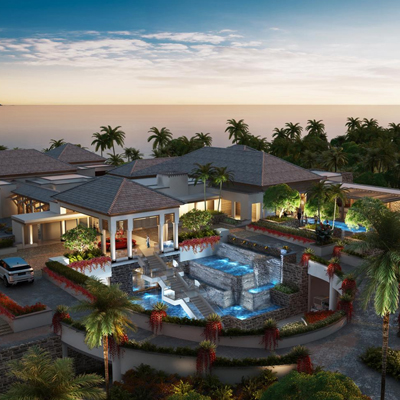 Cabrits Resort Kempinski Dominica Advancing Ahead of Schedule